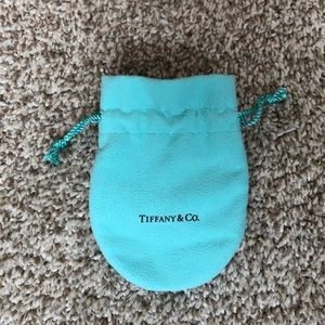 Tiffany & Co. Small Jewelry Pouch Bag